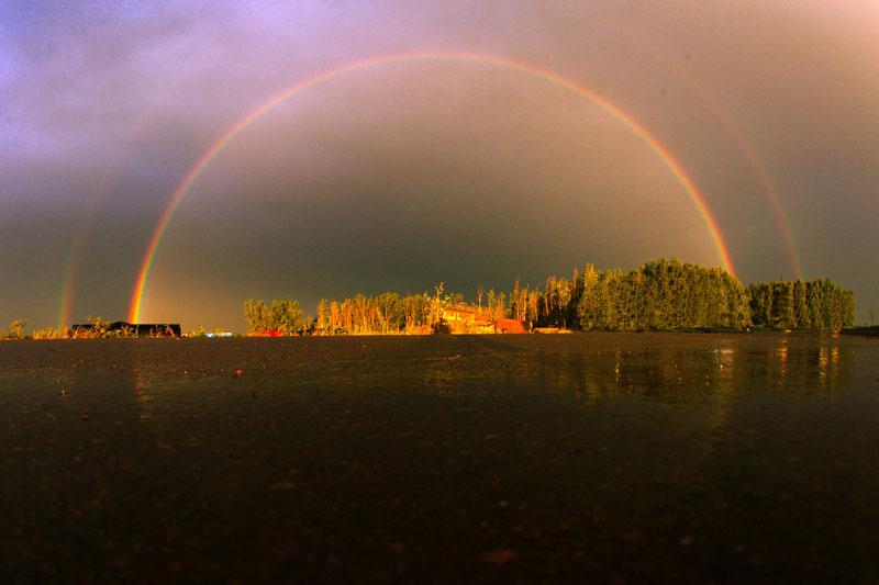 perfect-double-rainbow