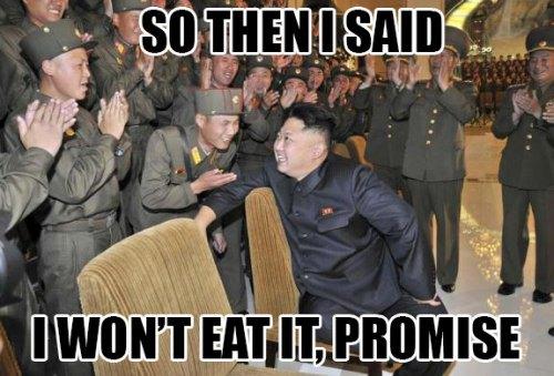 Supreme Kim Il North Korea