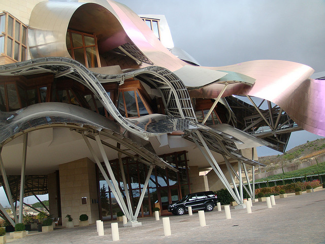 Marques De Riscal Hotel, Spain