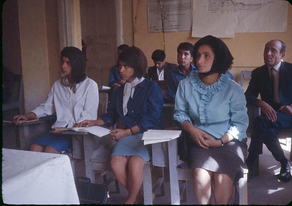 Afhanistan 1969s Podlich