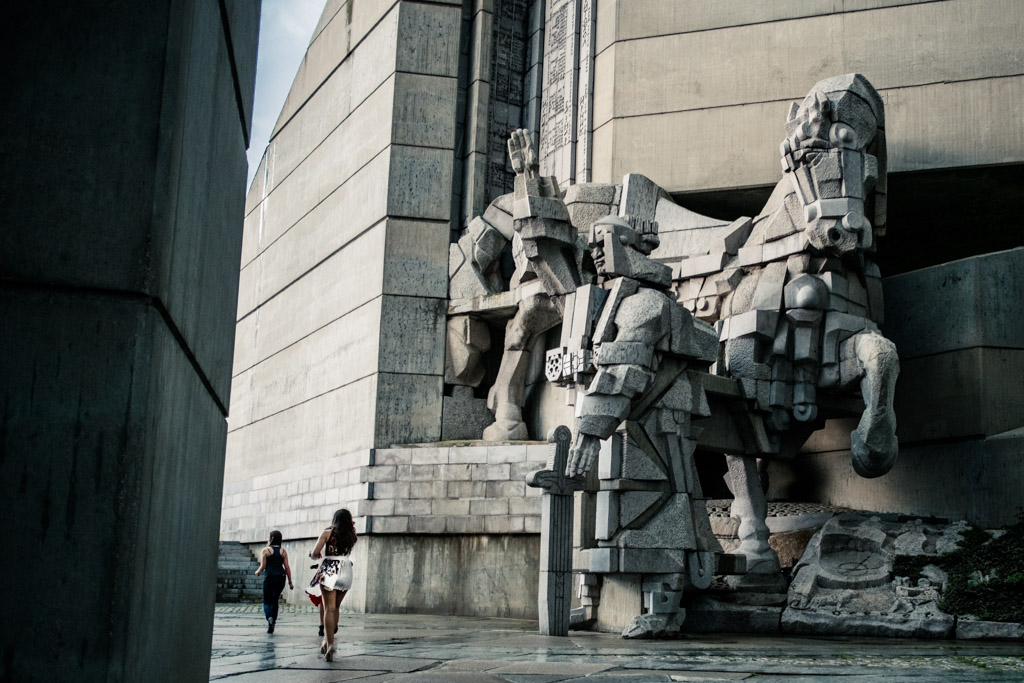 bulgaria communist monuments