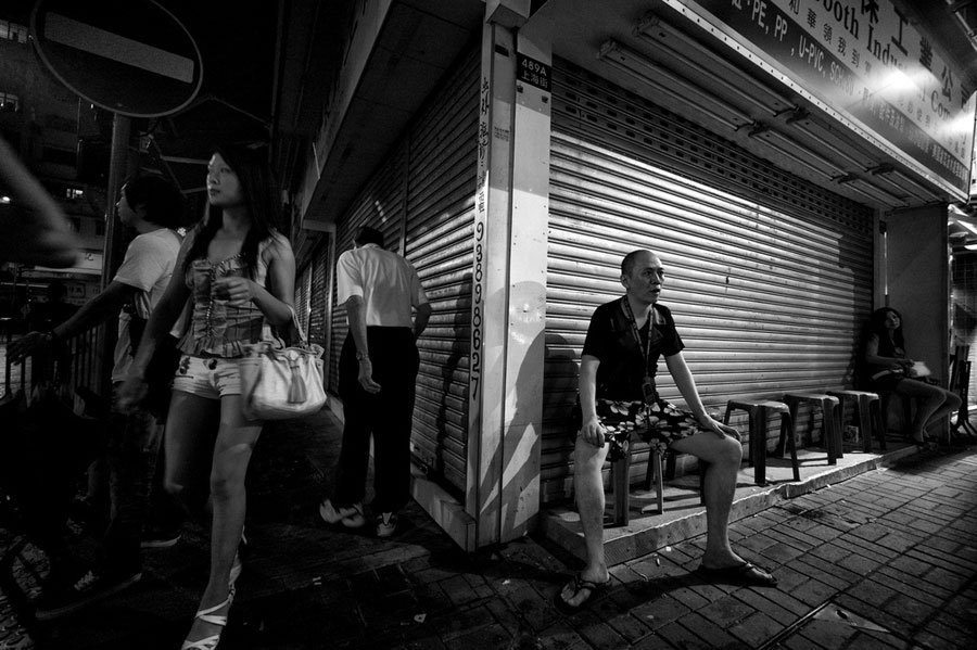 Hong Kong Dark side