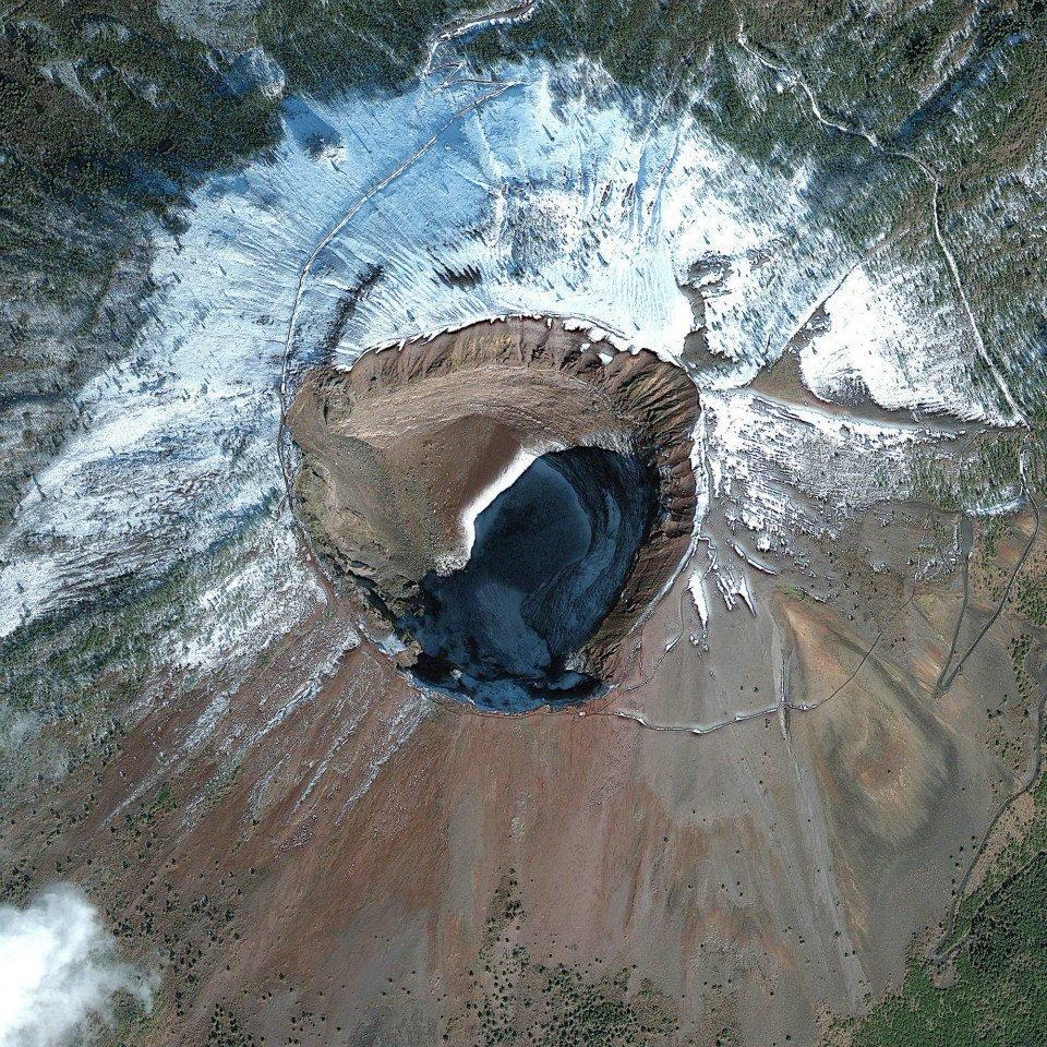 Mount Vesuvius Space