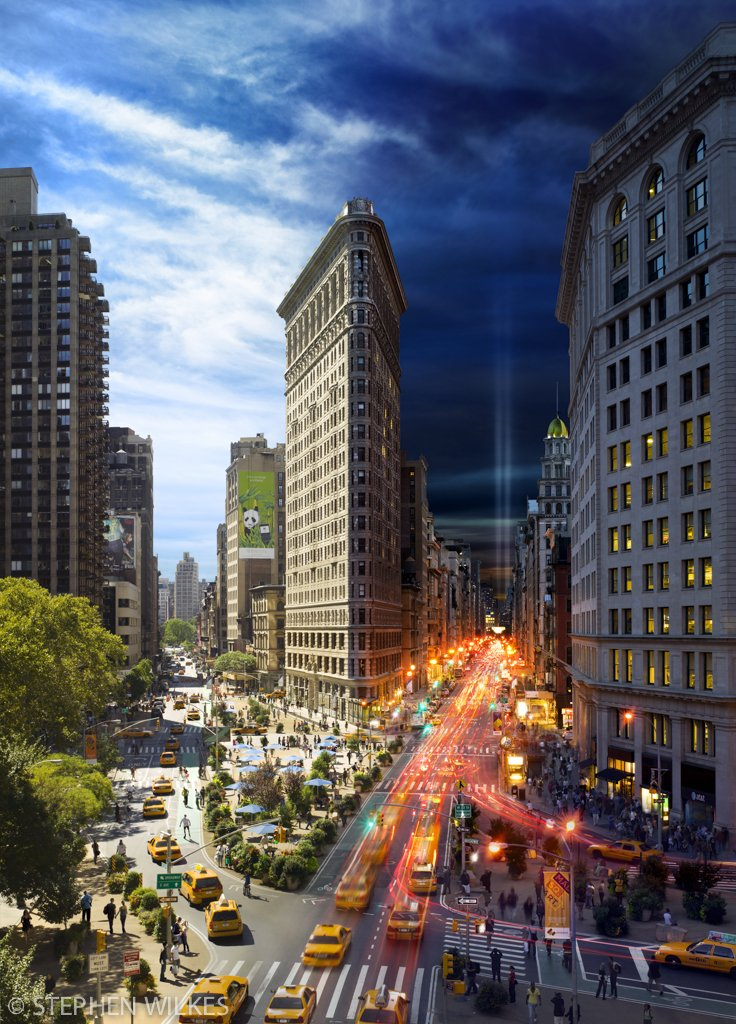Stephen Wilkes New York City Cityscape