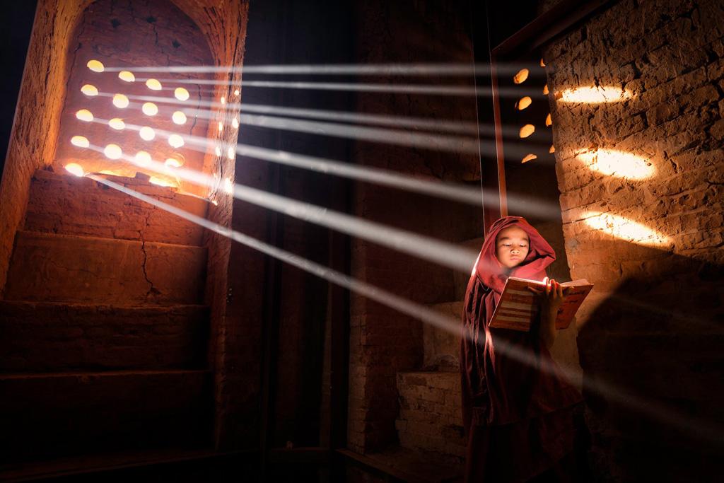 Marcelo Castro Burma Lightsource monk