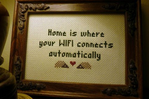 wifi home connection