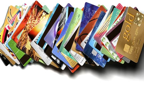 credit cards galore orgy banks
