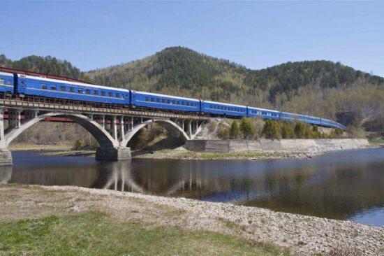 trans-siberian railway beijing vladivostok
