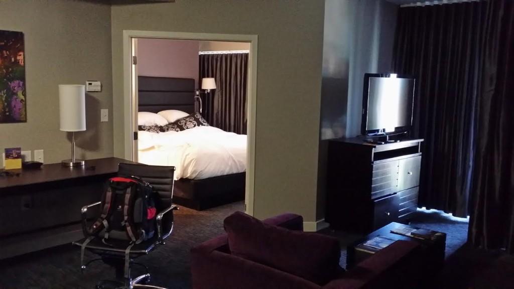 hyatt house suite upgrade room charlotte hotel