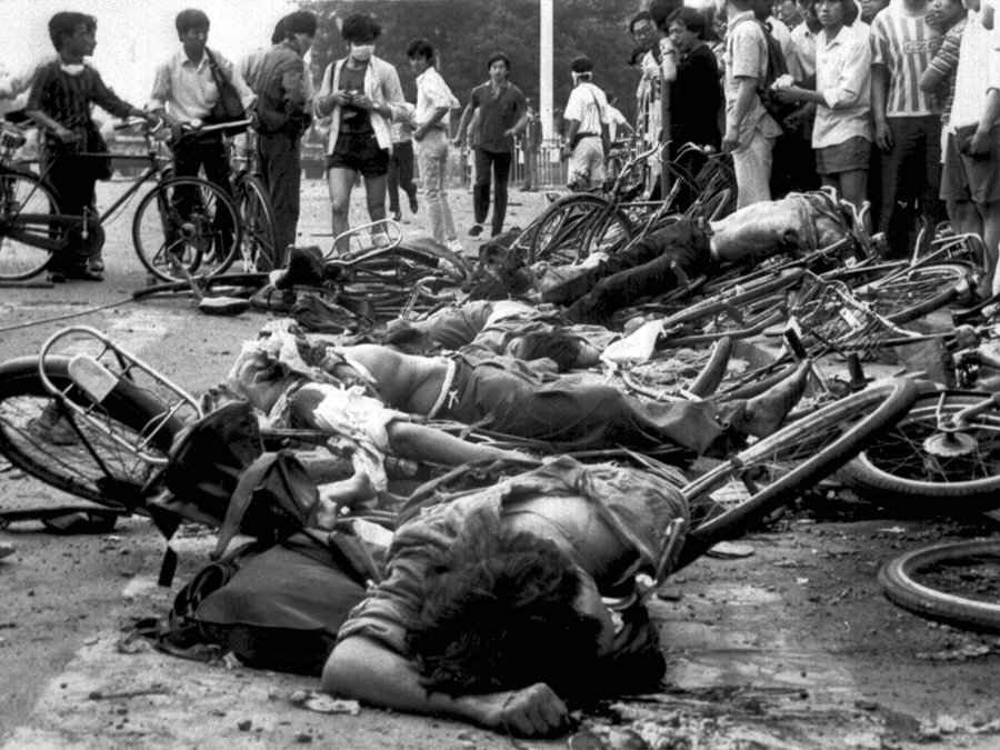 tiananmen square massacre China Beijing