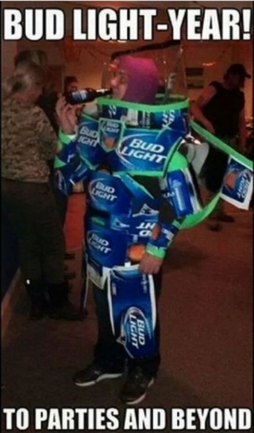 bud light beer party