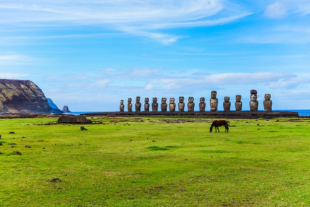 Easter Island by Wanderlusty