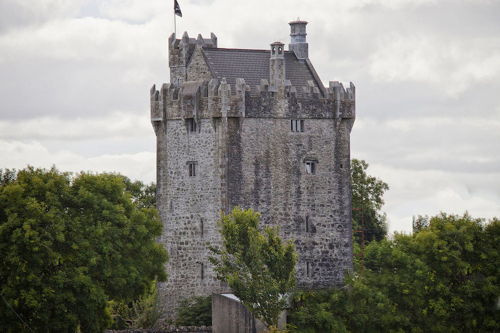 15th Century Castle.Galway, Ireland