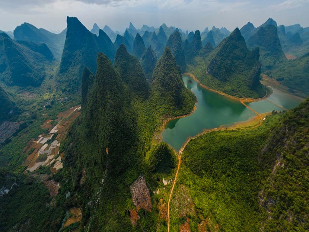 Guilin and Lijiang River National Park (China)
