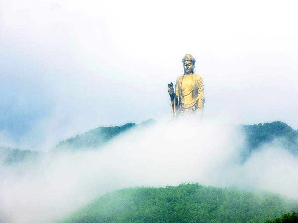 Spring Temple Buddha (Lushan County, Henan, China