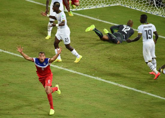 ghana usa brooks world cup