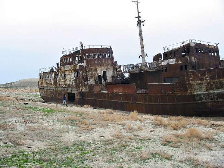 Kazakhstan, Aral Sea