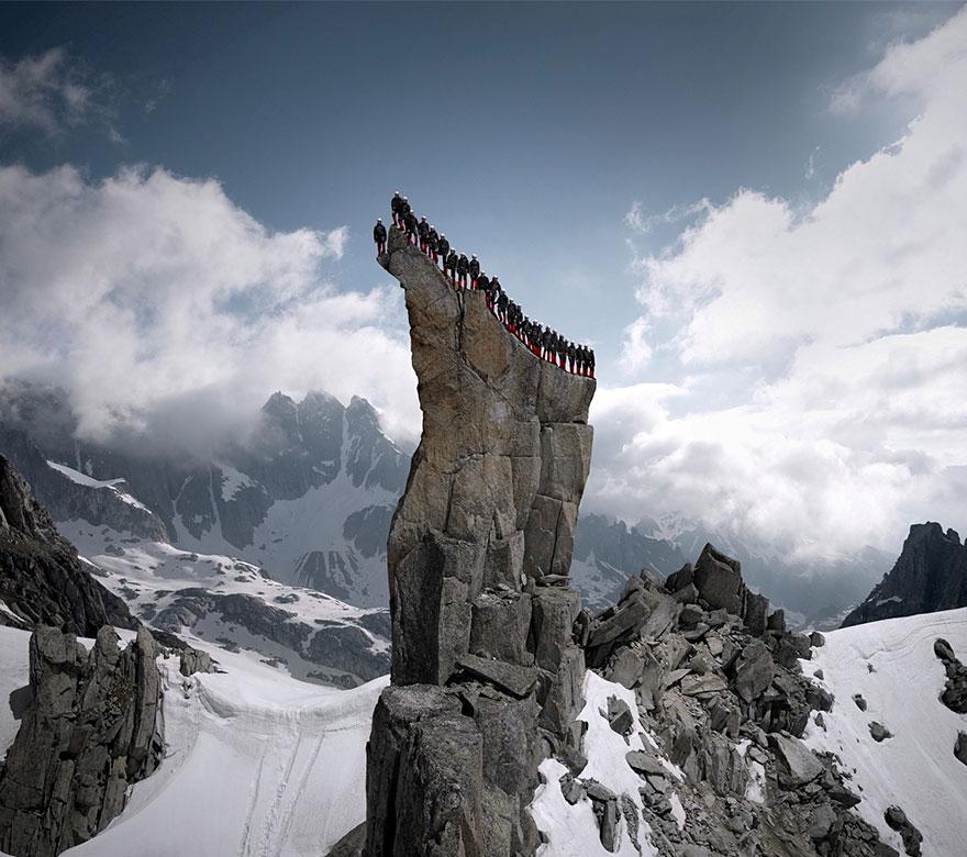 Bermese Alps in Switzerland Robert Bosch