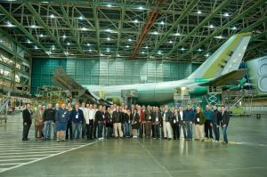 boeing factory floor group picture tbb