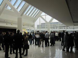 sheraton frankfurt fra airport lobby