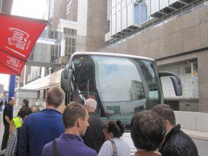 lufthansa frankfurt airport bus
