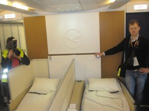 lufthansa first business class seats