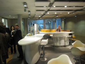 lufthansa headquarters meeting focus groups