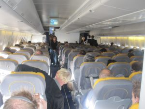lufthansa economy coach flying