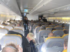 lufthansa economy coach flying