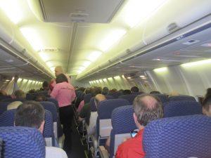 continental flight crew