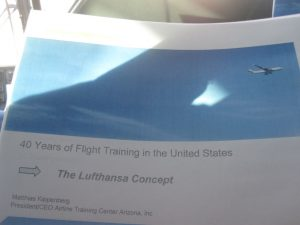 lufthansa flight pilot training manual
