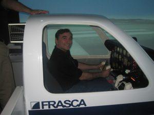 lufthansa flight simulator