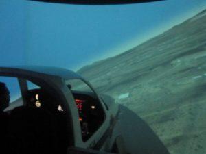 lufthansa flight simulator training facility