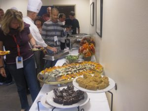 german food spread