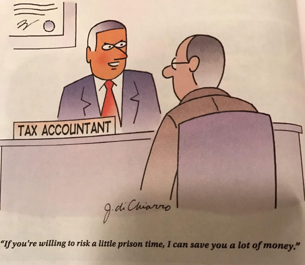 taxcartoon